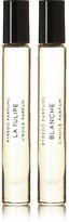 Byredo Perfumed Oil Roll-on Set - La Tulipe & Blanche, 2 X 7.5ml