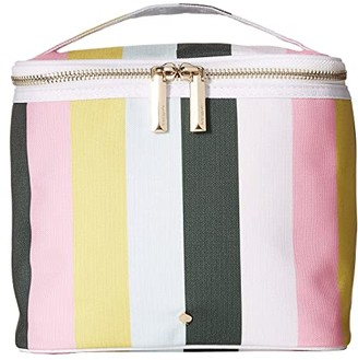 Kate Spade Lunch Tote (Brand Stripe) Bags