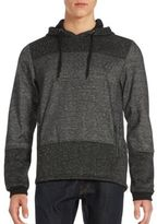 Buffalo David Bitton Fenrico Two-Tone Fleece Hoodie