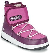 Moon Boot WE STRAP JR Purple