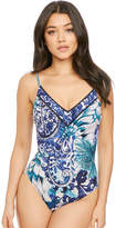 Gottex Legacy V Neck Underwired Swimsuit