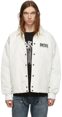 Diesel Off-White J-Akio-A Jacket