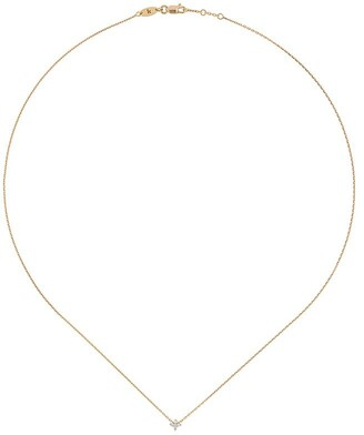 Redline 18kt Gold And Diamond Pendant Necklace