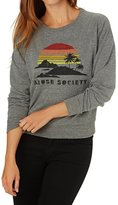 Amuse Society Beach City Sweatshirt