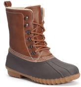 UNIONBAY Groovy Women's Duck Boots