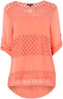 Episode Lace panel top