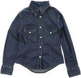 Roy Rogers ROŸ ROGER'S Denim shirts - Item 42536587