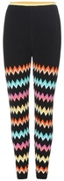 Missoni Activewear knitted leggings