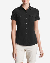 Eddie Bauer Women's Departure Short-Sleeve Shirt