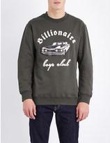 Billionaire Boys Club Car-print cotton-jersey sweatshirt