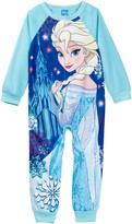 AME Frozen Elsa Minky Blanket Sleeper (Little Girls & Big Girls)