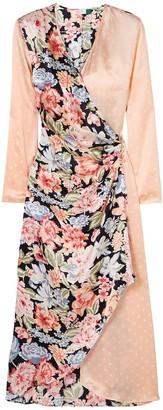 Rixo 3/4 length dresses