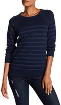 Tommy Bahama Aruba Cassava Stripe Crew Neck Sweater