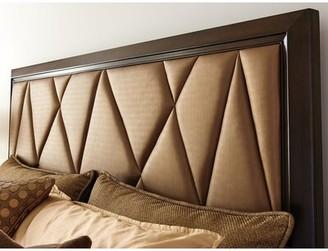 Lexington Zavala Upholstered Panel Headboard Size: Queen