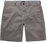 J.Crew Stanton Stretch-Cotton Twill Shorts