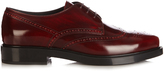 Tod's Bucatura leather brogues