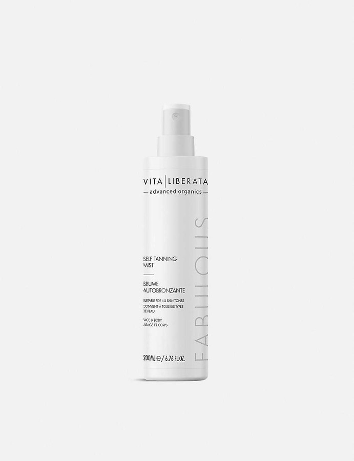 Thumbnail for your product : Vita Liberata Fabulous self-tanning mist 200ml