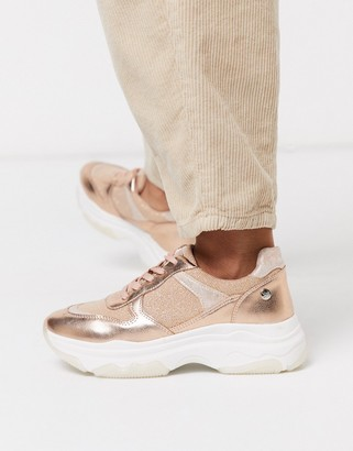 Xti chunky sole sneakers