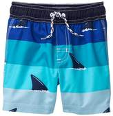 Gymboree Shark Swim Trunks