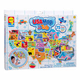 Alex Rub A Dub Usa Map In The Tub Discovery Toy