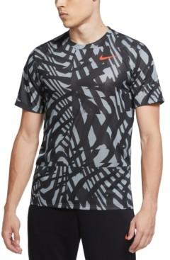 Nike Men's Legend Printed Training T-Shirt