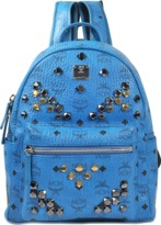 MCM Stark M Studs Small Backpack