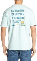 Tommy Bahama 'Everyone Deserves a Second Shot' Graphic T-Shirt