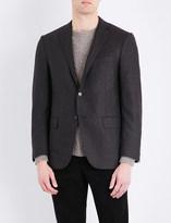 Corneliani Slim-fit wool jacket