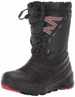 Merrell Snow Quest Lite 2.0 Waterproof Boot Big Kid 12 Black
