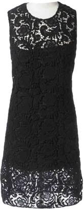 Prada Black Lace Dress for Women
