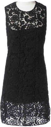 Prada Black Lace Dresses