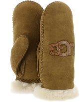 UGG Women's Heritage Logo Mitten gloves-and-mittens