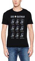 Batman Men's QE8626-B.02 T-Shirt