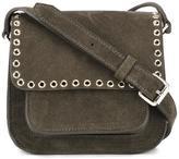 Etoile Isabel Marant Marfa crossbody bag - women - Calf Suede - One Size