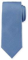 Brioni Micro-Neat Woven Silk Tie