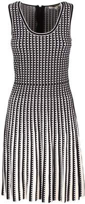 Michael Kors Michael Geometric Print Dress