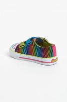 Skechers 'Shuffles - Baby Luv' Light Up Sneaker (Walker & Toddler)
