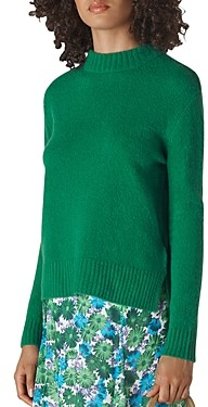 Whistles Mock Neck Sweater