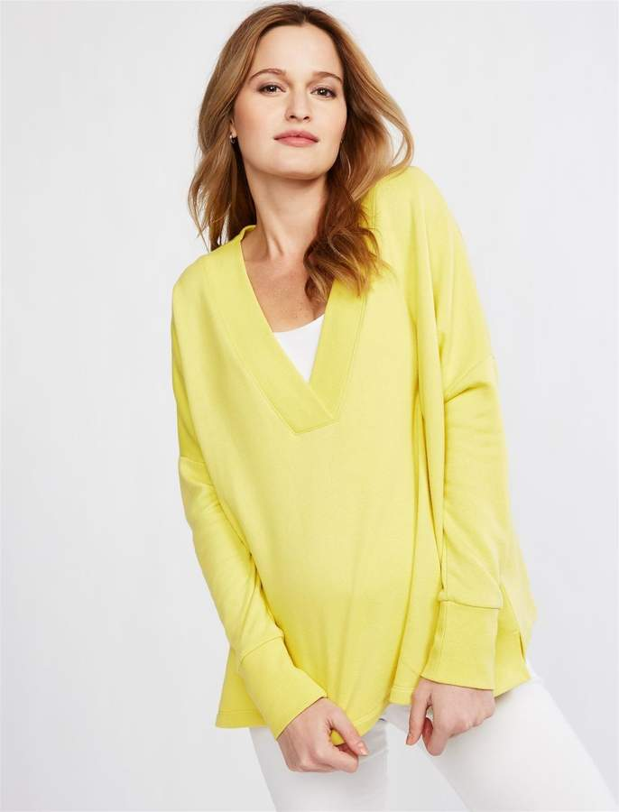 c08fcd4a71643 A Pea in the Pod Yellow Maternity Clothes - ShopStyle