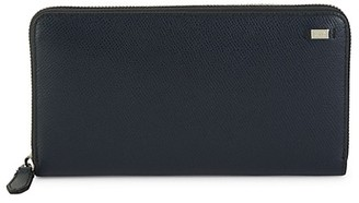 Bally Leather Continental Wallet