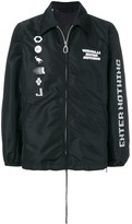 Lanvin Enter Nothing bomber jacket