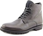 Theory Timbre Men Round Toe Leather Boot.
