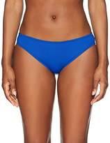 LaBlanca La Blanca Women's Island Goddess Solid Hipster Bikini Swimsuit Bottom
