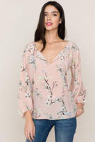 Yumi Kim Easy Going Silk Top
