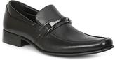 Giorgio Brutini Black Shard Loafer