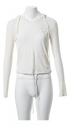 Chanel Ecru Viscose Knitwear