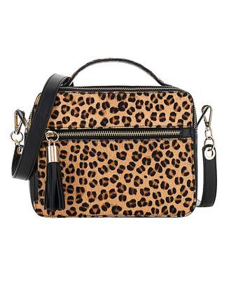 Marisota Leather Structured Camera Bag