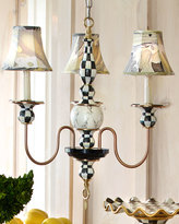 Mackenzie Childs MacKenzie-Childs Small Courtly Palazzo Chandelier