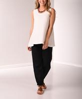 Hem Linen Pants - ShopStyle