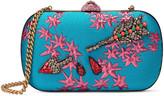 Gucci Broadway floral jacquard clutch